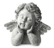 άγαλμα αγγέλου Στοκ εικόνα με δικαίωμα ελεύθερης χρήσης