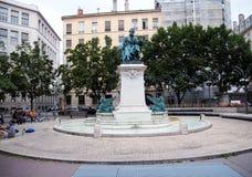 Άγαλμα αμπέρ στοκ εικόνα
