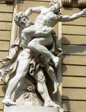 άγαλμα Βιέννη της Αυστρίας Στοκ φωτογραφία με δικαίωμα ελεύθερης χρήσης