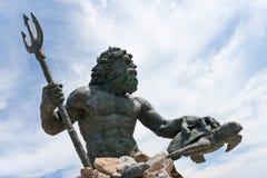 άγαλμα Βιρτζίνια παραλιών netpu στοκ εικόνα με δικαίωμα ελεύθερης χρήσης