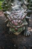 Άγαλμα δεινοσαύρων Ankylosaurus Στοκ φωτογραφίες με δικαίωμα ελεύθερης χρήσης