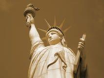 άγαλμα ελευθερίας Στοκ Εικόνες