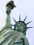 άγαλμα ελευθερίας Στοκ Φωτογραφία