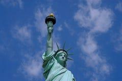 άγαλμα ελευθερίας στοκ φωτογραφία με δικαίωμα ελεύθερης χρήσης