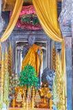Άγαλμα επίκλησης Βούδας σε Angkor Wat, Καμπότζη Στοκ φωτογραφίες με δικαίωμα ελεύθερης χρήσης
