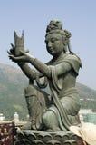 Άγαλμα θεών Στοκ φωτογραφία με δικαίωμα ελεύθερης χρήσης