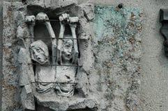 άγαλμα ναυπηγείων του Γντανσκ Στοκ Εικόνες