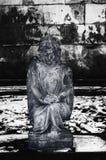 Άγαλμα νεκροταφείων Στοκ εικόνα με δικαίωμα ελεύθερης χρήσης