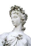 άγαλμα νυμφών s Στοκ εικόνες με δικαίωμα ελεύθερης χρήσης