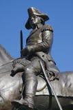 άγαλμα Ουάσιγκτον George χαλ&ka στοκ φωτογραφίες με δικαίωμα ελεύθερης χρήσης