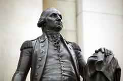 άγαλμα Ουάσιγκτον George Στοκ εικόνα με δικαίωμα ελεύθερης χρήσης