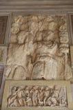 Άγαλμα σε Galleria Borghese Ρώμη Στοκ εικόνα με δικαίωμα ελεύθερης χρήσης