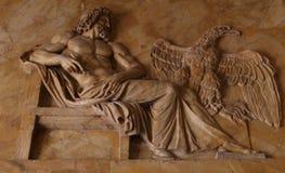 Άγαλμα σε Galleria Borghese Ρώμη Στοκ Εικόνες