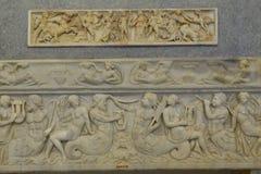 Άγαλμα σε Galleria Borghese Ρώμη Στοκ φωτογραφίες με δικαίωμα ελεύθερης χρήσης