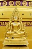 Άγαλμα σε Wat Tham Sua σε Krabi Στοκ Εικόνα