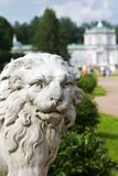 Άγαλμα στο πάρκο Στοκ φωτογραφία με δικαίωμα ελεύθερης χρήσης