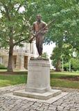 Άγαλμα στο Capitol στο τετράγωνο ένωσης Στοκ Εικόνες