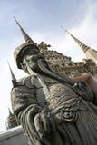 άγαλμα Ταϊλάνδη της Μπανγκό&ka Στοκ Εικόνες