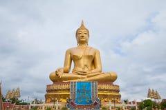 άγαλμα Ταϊλάνδη του Βούδα Στοκ εικόνες με δικαίωμα ελεύθερης χρήσης