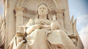 Άγαλμα της βασίλισσας Victoria Στοκ φωτογραφία με δικαίωμα ελεύθερης χρήσης