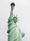 Άγαλμα της ελευθερίας, πόλη της Νέας Υόρκης Στοκ Εικόνες