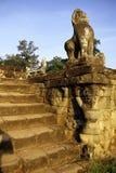 άγαλμα της Καμπότζης angkor Στοκ Εικόνα