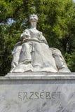 Άγαλμα της Sisi Στοκ φωτογραφίες με δικαίωμα ελεύθερης χρήσης