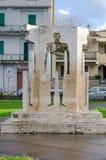 Άγαλμα του ανθρώπινου αριθμού στοκ φωτογραφίες