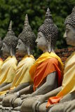 Άγαλμα του Βούδα στοκ εικόνες με δικαίωμα ελεύθερης χρήσης