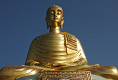 άγαλμα του Βούδα Στοκ Φωτογραφία