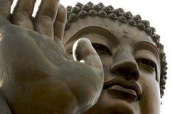 άγαλμα του Βούδα Στοκ φωτογραφίες με δικαίωμα ελεύθερης χρήσης