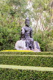 Άγαλμα του Βούδα Στοκ Φωτογραφίες