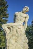 Άγαλμα του γίγαντα στοκ εικόνες με δικαίωμα ελεύθερης χρήσης