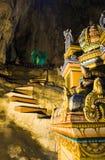 Άγαλμα του Θεού Batu στις σπηλιές, Κουάλα-Λουμπούρ Στοκ φωτογραφίες με δικαίωμα ελεύθερης χρήσης