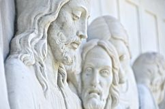 Άγαλμα του Ιησού Χριστού Στοκ φωτογραφία με δικαίωμα ελεύθερης χρήσης