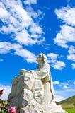 άγαλμα του Ιησού Στοκ φωτογραφία με δικαίωμα ελεύθερης χρήσης