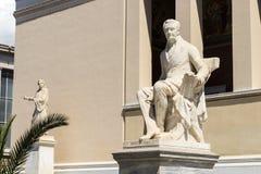 Άγαλμα του Ιωάννη Καποδίστριας στοκ φωτογραφία με δικαίωμα ελεύθερης χρήσης