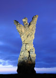 άγαλμα του Λας Πάλμας Στοκ φωτογραφία με δικαίωμα ελεύθερης χρήσης