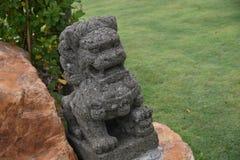 Άγαλμα του λιονταριού Στοκ φωτογραφία με δικαίωμα ελεύθερης χρήσης