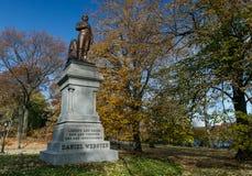 Άγαλμα του Ντάνιελ Webster Στοκ Εικόνες