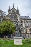Άγαλμα του παπά Jean-Paul ΙΙ Αγίου στοκ φωτογραφία με δικαίωμα ελεύθερης χρήσης
