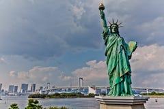 άγαλμα Τόκιο ελευθερία&s Στοκ Εικόνες