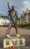 Άγαλμα υδραργύρου του Freddie Στοκ φωτογραφίες με δικαίωμα ελεύθερης χρήσης