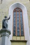 άγαλμα Χριστού Ιησούς Στοκ εικόνες με δικαίωμα ελεύθερης χρήσης