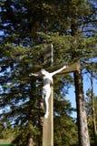 άγαλμα Χριστού Ιησούς Στοκ εικόνα με δικαίωμα ελεύθερης χρήσης