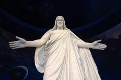 άγαλμα Χριστού Ιησούς Στοκ Φωτογραφίες