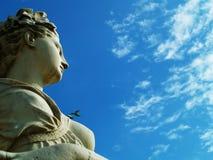 άγαλμα Στοκ Εικόνες