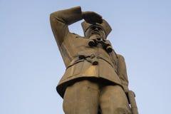 Άγαλμα Ataturk Στοκ Εικόνα