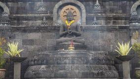Άγαλμα Buda στο νησί ναών του Μπαλί Στοκ φωτογραφία με δικαίωμα ελεύθερης χρήσης