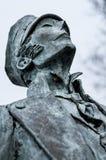 Άγαλμα Corto Μαλτέζος στο Angouleme, Γαλλία Στοκ Φωτογραφίες